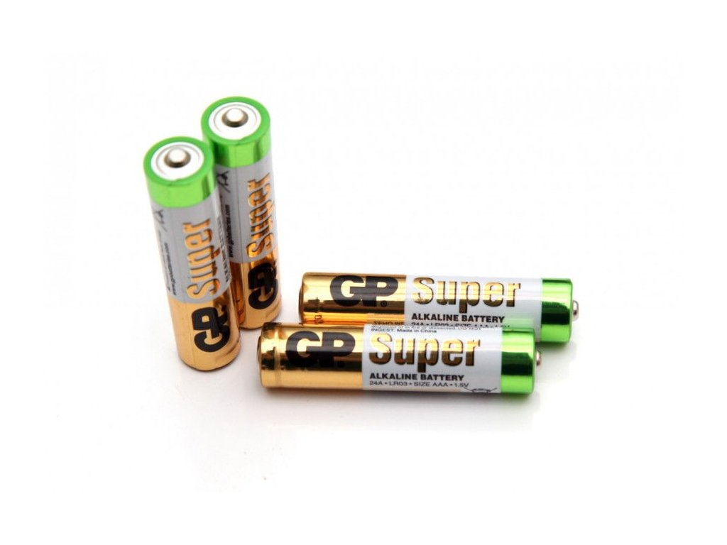 AA 1,5V GP ULTRA batéria