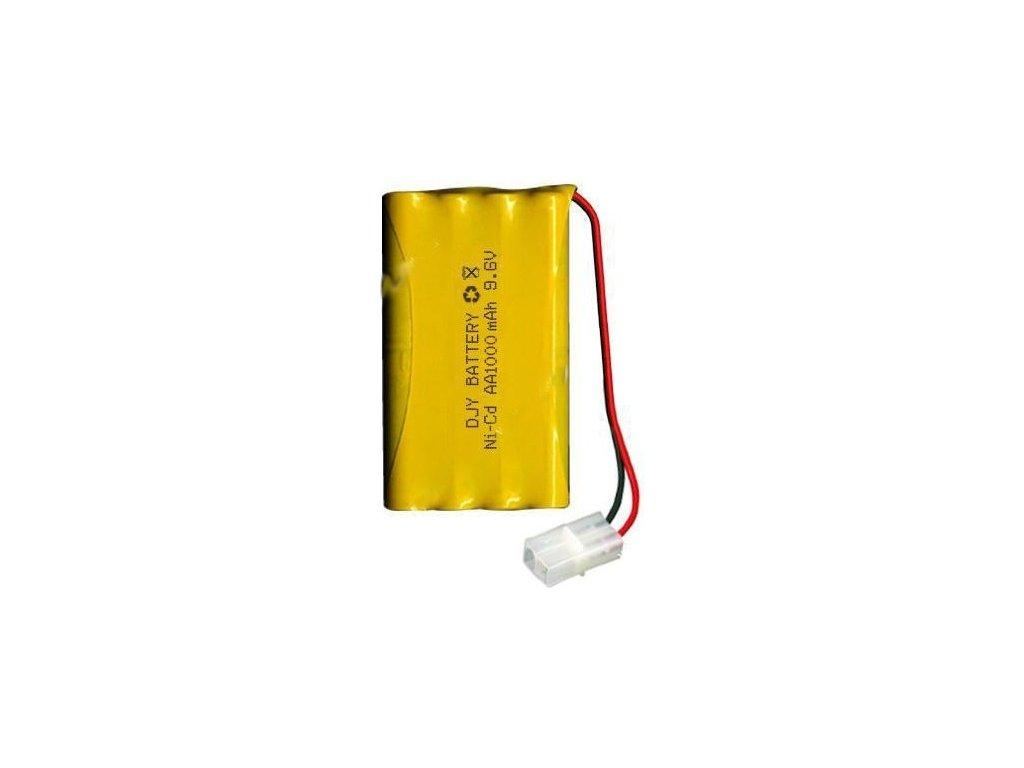 Bateria Ni-Cd 800 mAh 9.6V