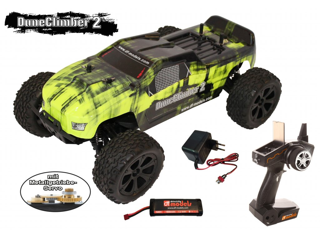 RC auto DuneClimber 2 - Brushed RTR
