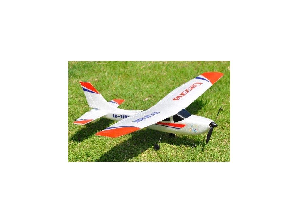 Cessna mini LX-1101 - lietadlo pre začiatočníkov