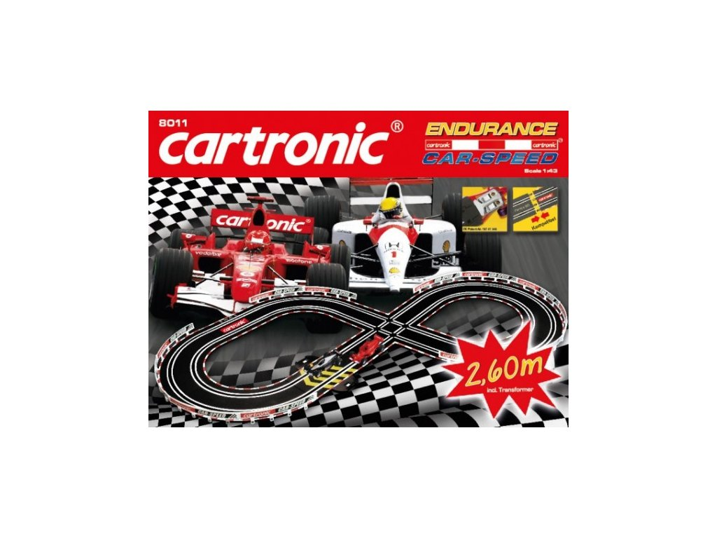 autodraha cartronic car speed endurance 260m
