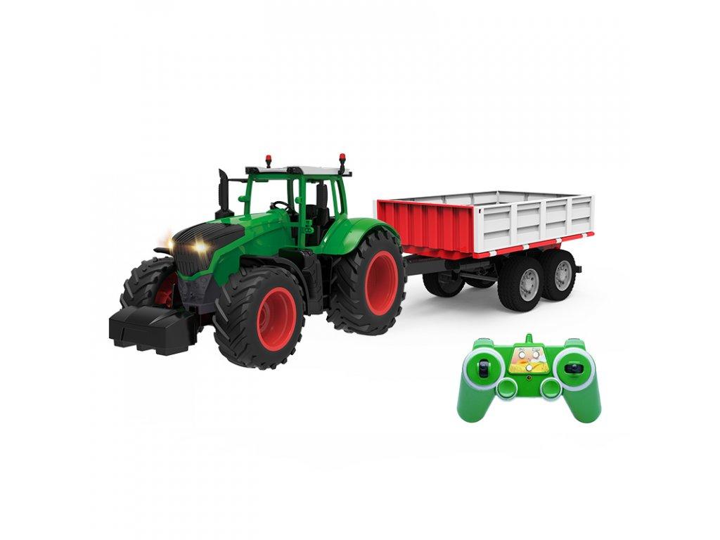RC Traktor Vario 1050 so sklápacím valníkom 1:16 2.4GHz
