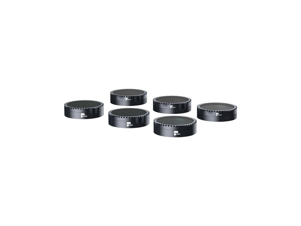 180226 polarpro dji mavic air filters sada filtov 6 pack standard series