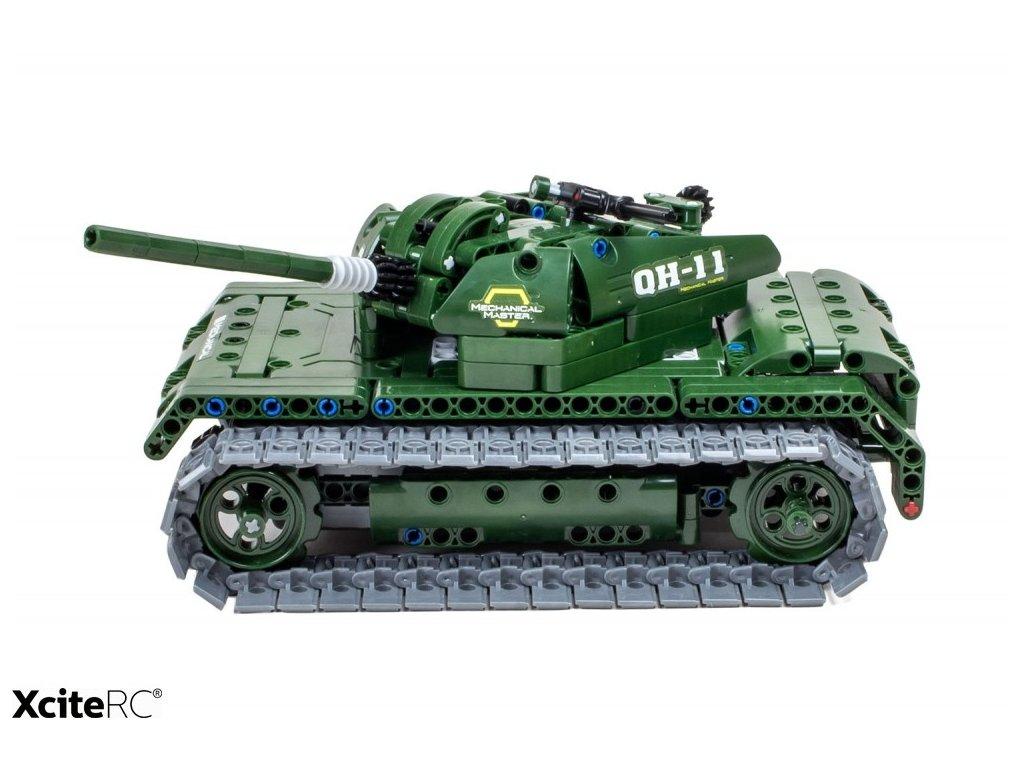 RC vojenský tank TEKNOTOYS