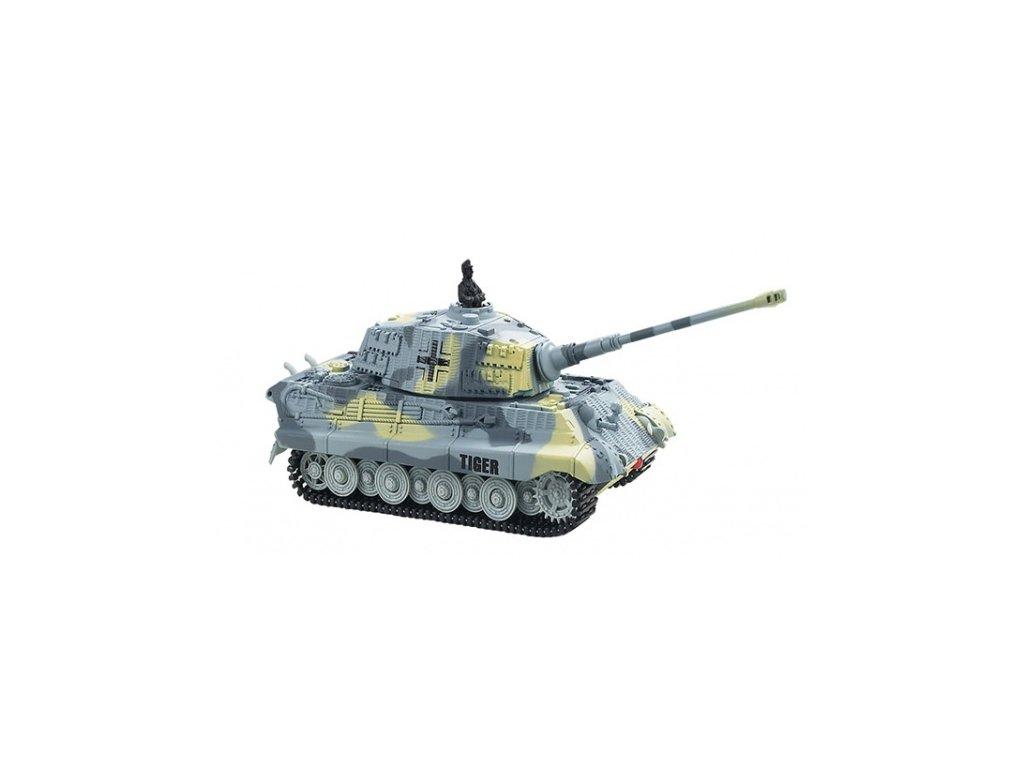Rc mini tank King Tiger 1/72