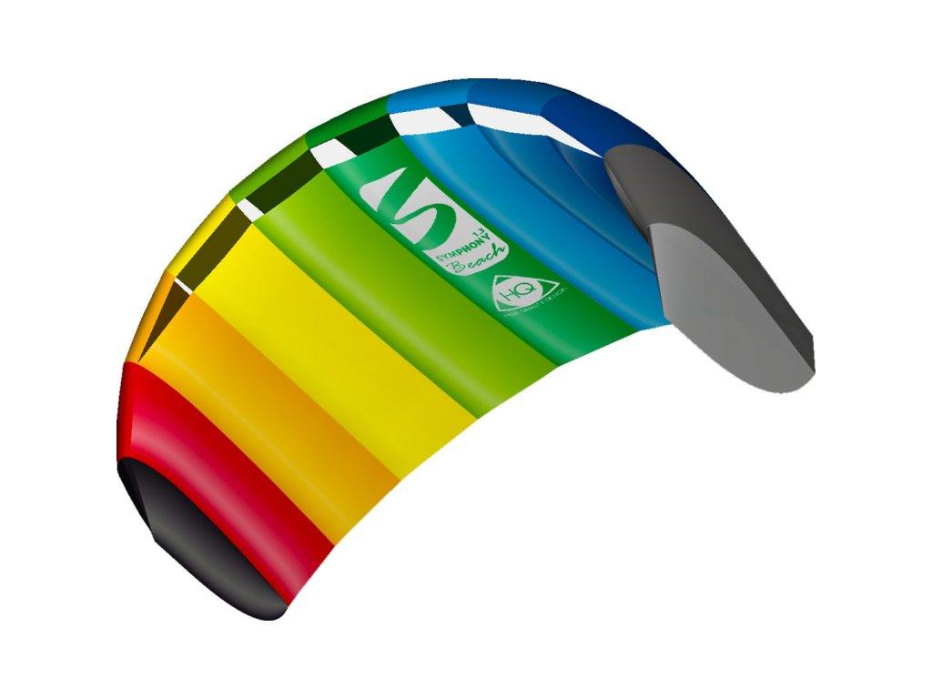 Športový šarkan Symphony Beach III 1.3 Rainbow