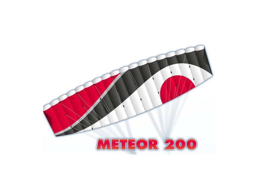 Športový šarkan METEOR 200, 200x54 cm - Günther