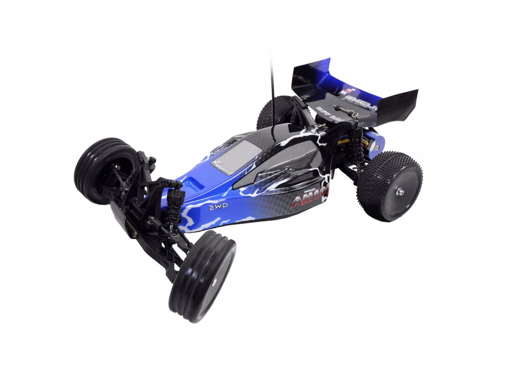 RC auto AM10B-PRO BRUSHLESS RACE BUGGY 2WD