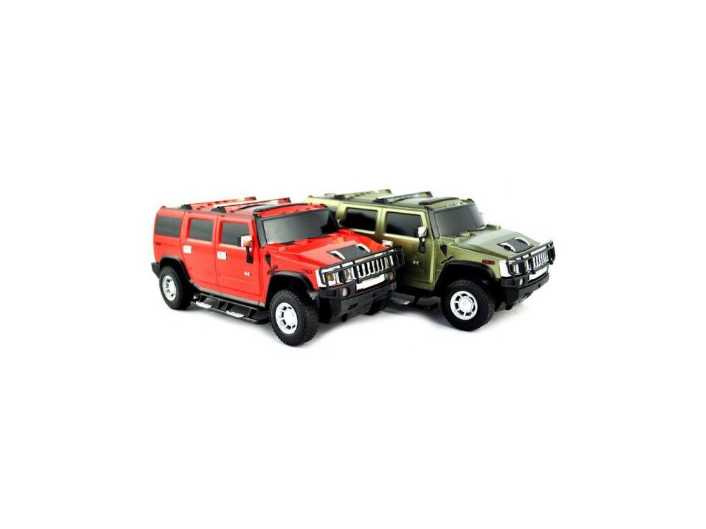 RC mini Hummer H2 1:24