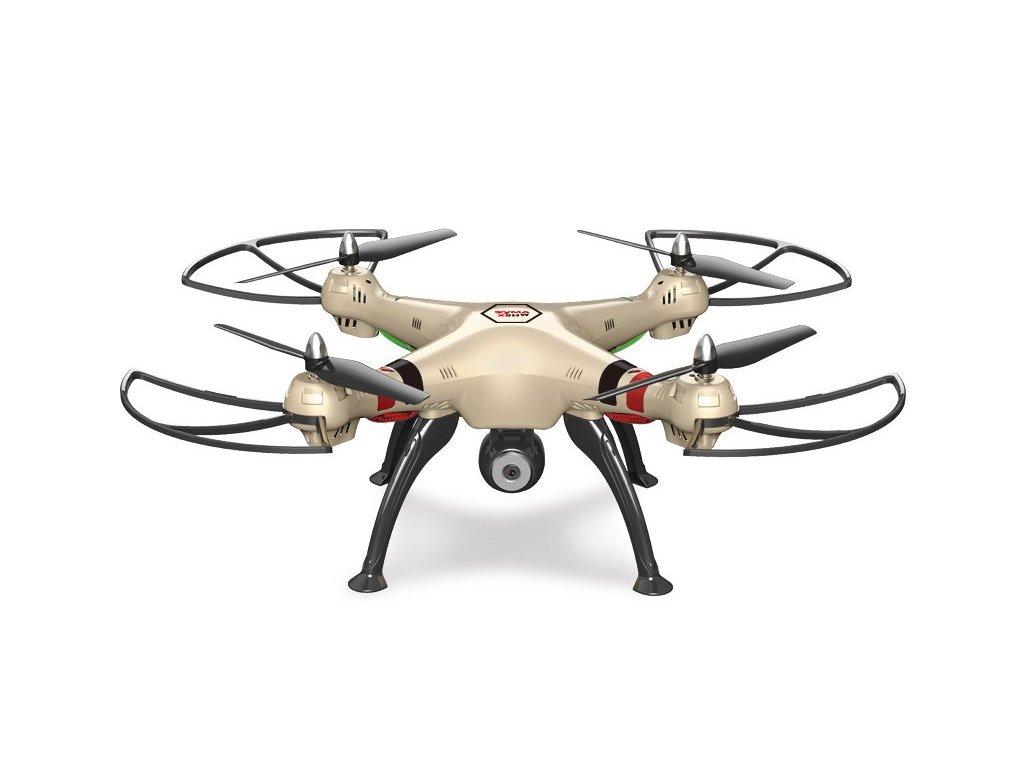 Dron SYMA X8HW HD CAM FPV BAROMETR, KOMPAS