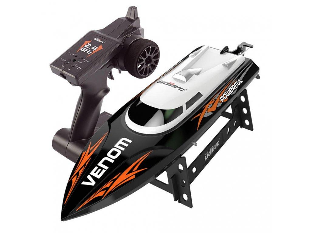 venom speed boat 25km h cerny