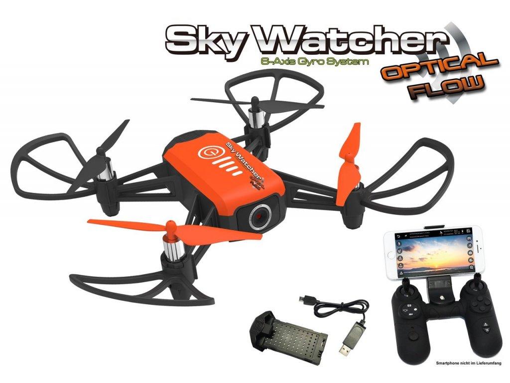 Dron SkyWatcher OPTICAL FLOW FPV  + doprava zdarma