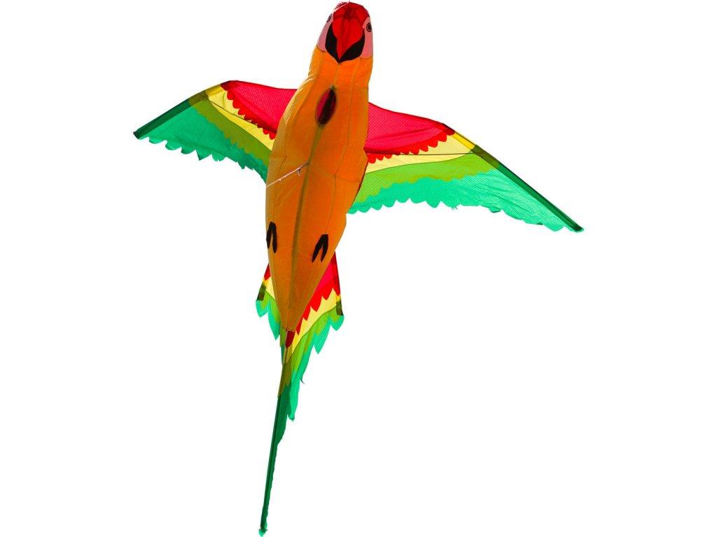 Šarkan Papagáj 3D