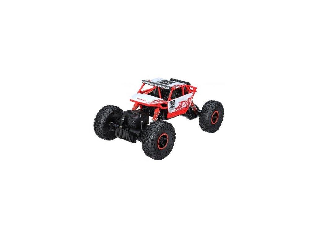 HB RC auto CONQUEROR 4x4, 2.4 GHz, 1:18 , červený