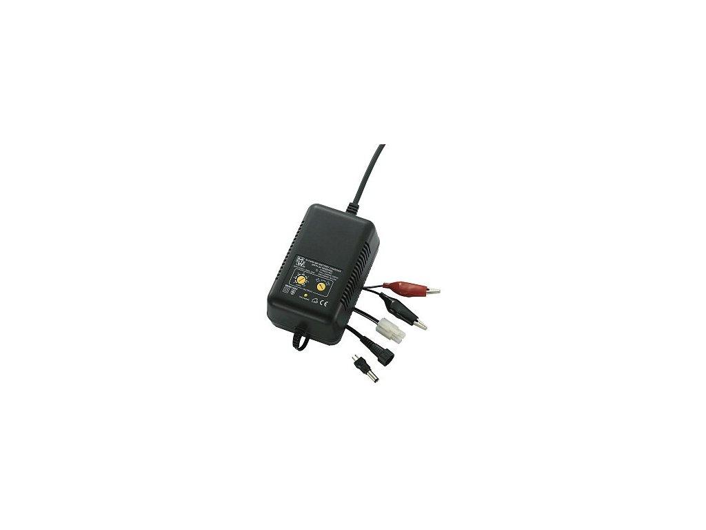 Modelárská rýchlonabíjačka 230 V/ 1A