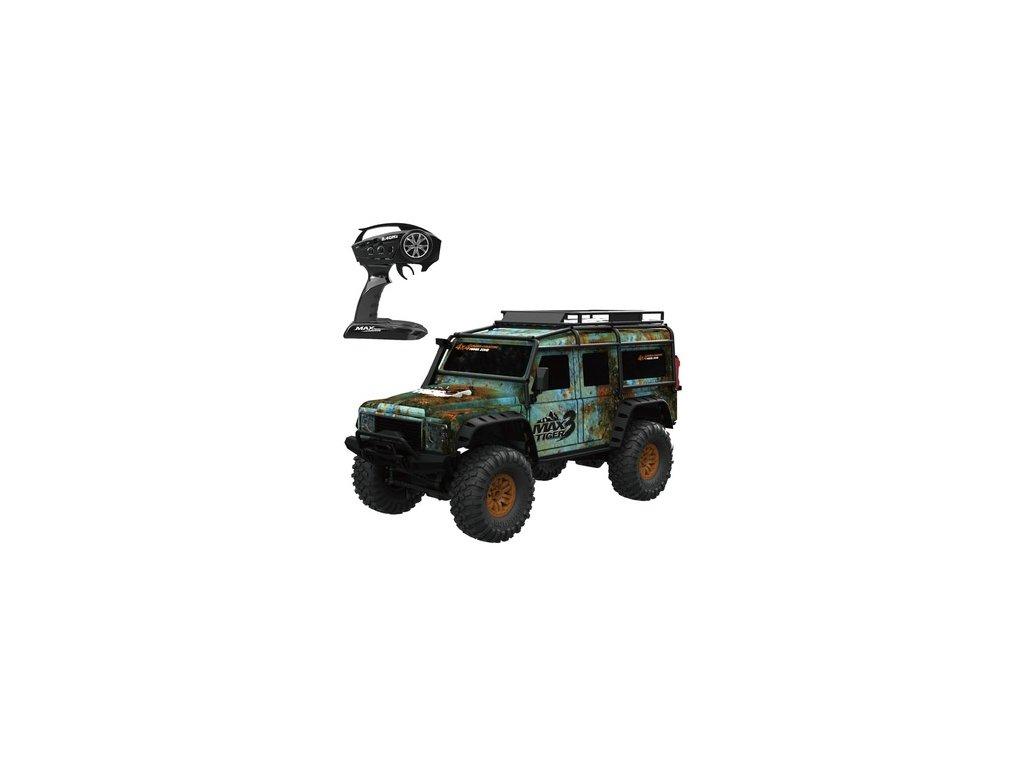 RC Crawler MAX TIGER 3 4x4 -1/10