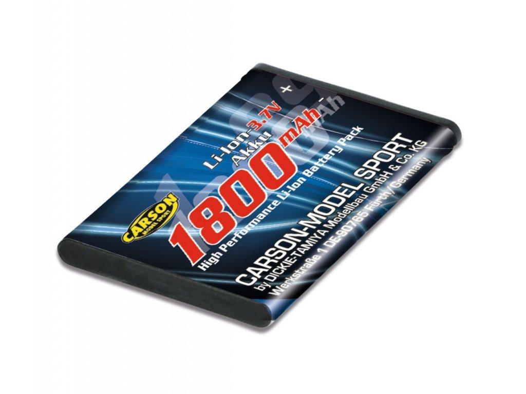 Aku pro vysílač Reflex Pro 3, 1800mAh, 3,7V