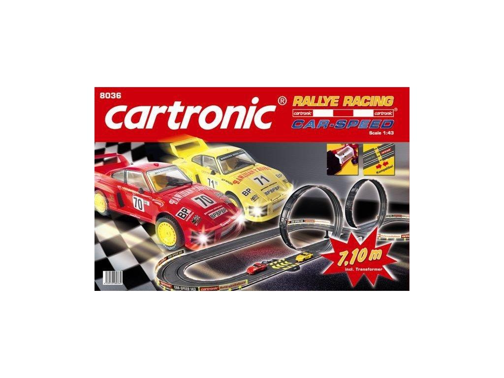 "Autodráha Cartronic Car-Speed ""Racing Rallye"" 7,10 m"