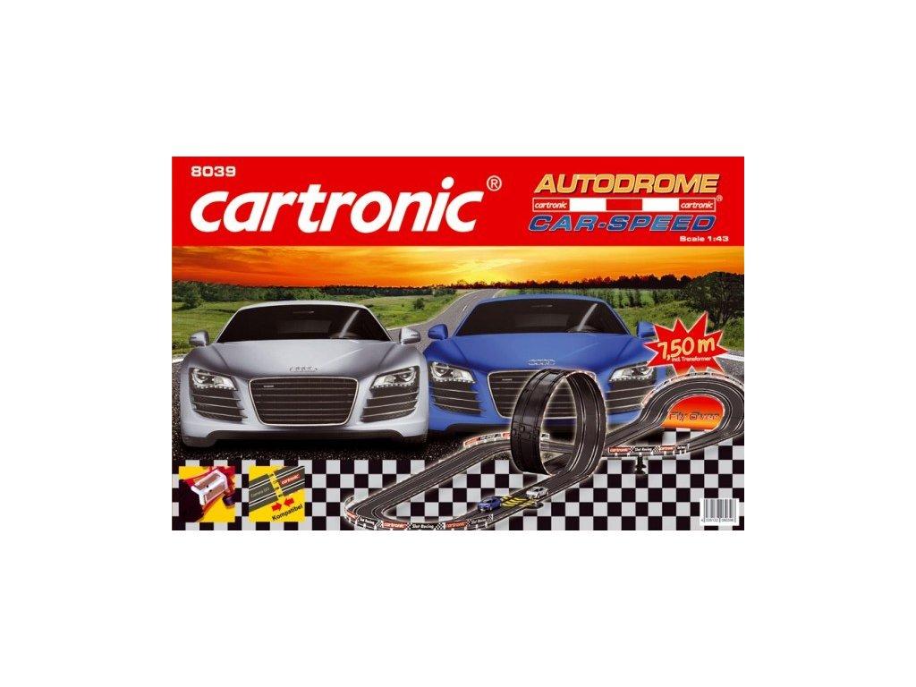 "Autodráha Cartronic Car-Speed ""Autodrom"" 7,50 m"