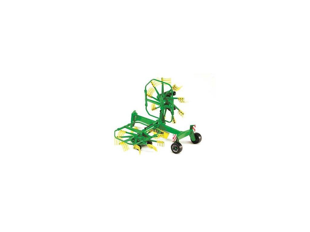 Príves KRONE obracač sena 1:16 za RC traktor CLAAS 870 1:16