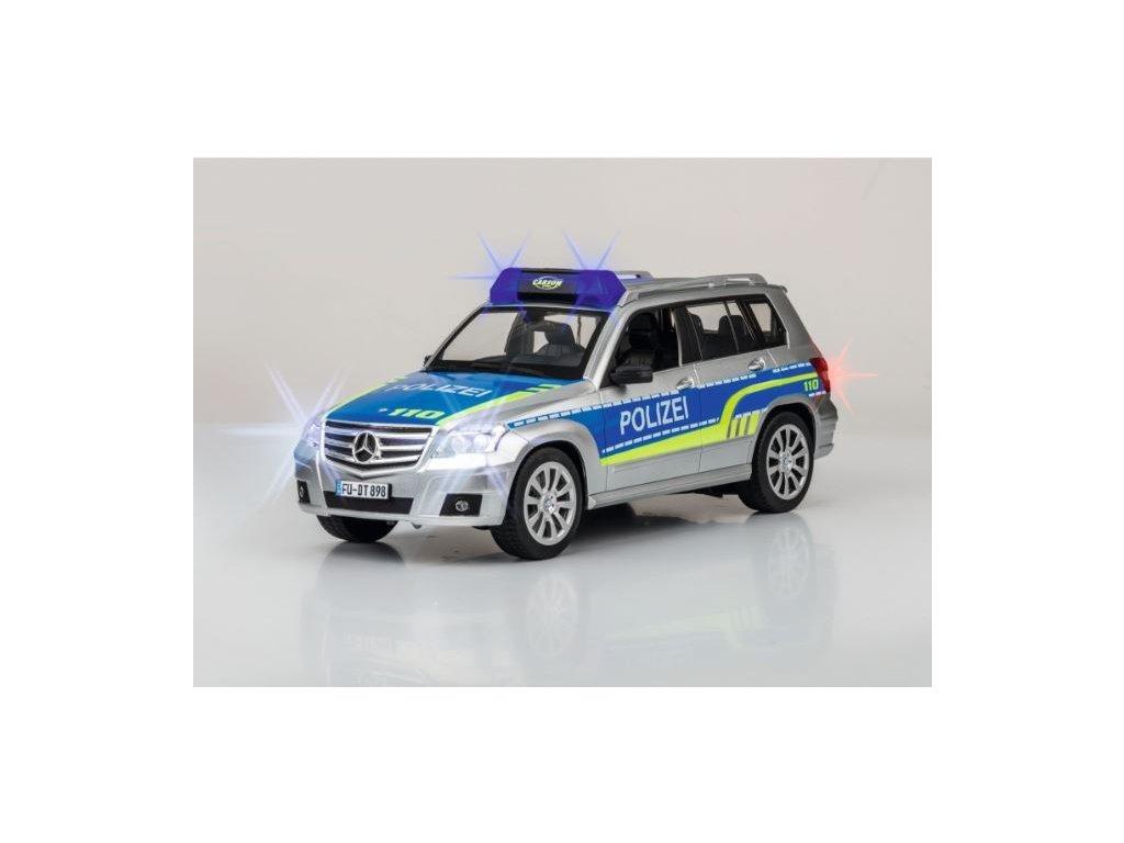 RC auto CARSON Mercedes Benz GLK POLIZEI