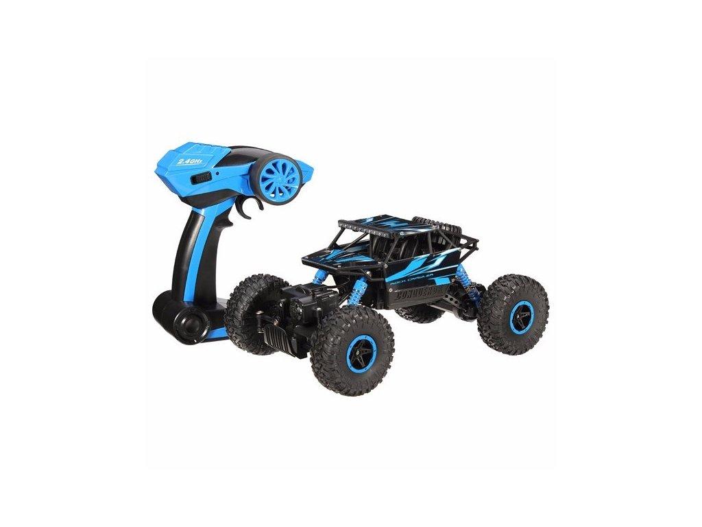 HB RC auto CONQUEROR 4x4, 2.4 GHz, 1:18 , modrý