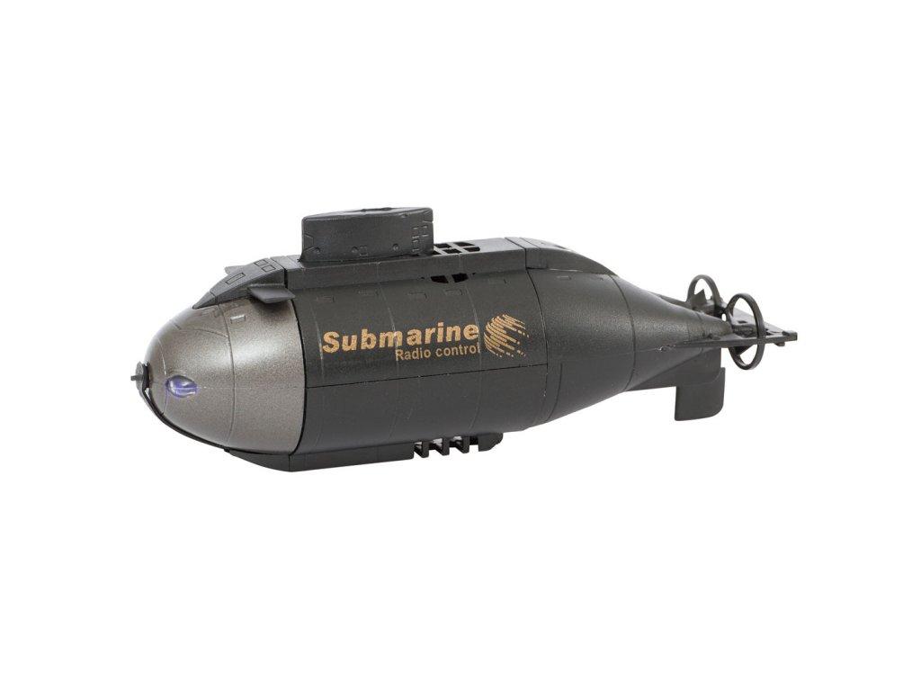 Mini RC ponorka - 3 kanálová RTR set