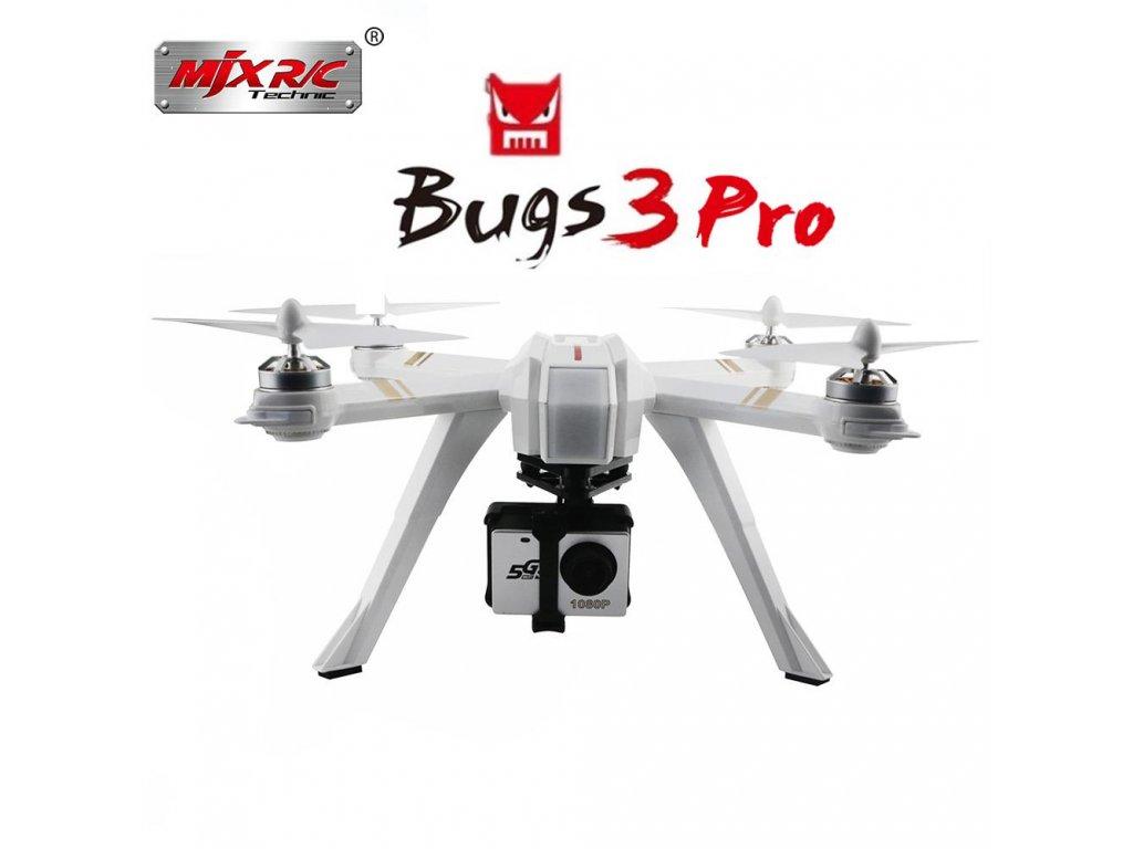 RC dron BUGS 3 GPS BRUSHLESS