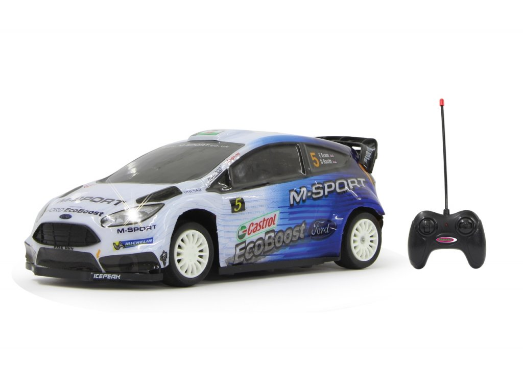 RC auto Ford Fiesta RS M-Sport 2015 1:20
