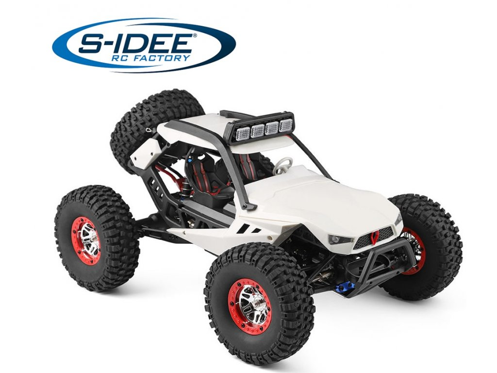 RC auto STORM 1:12 RTR LED RAMPA