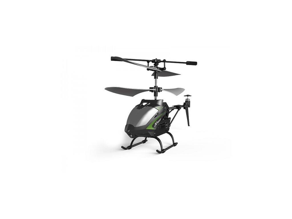 RC vrtuľník Syma S5H s BAROMETROM, čierna