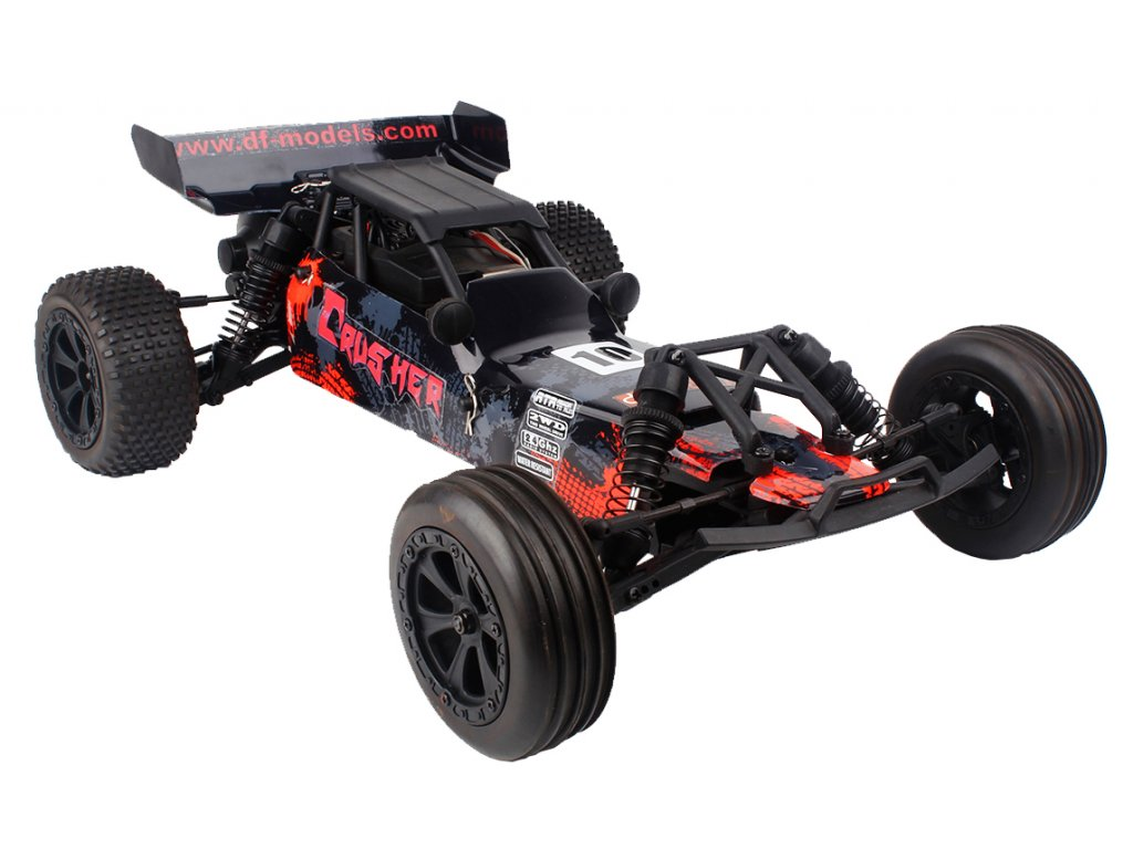 RC auto Crusher Race Buggy 2WD RTR