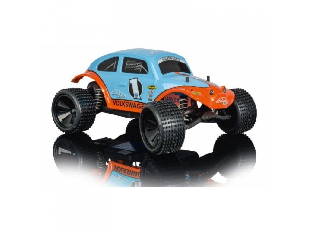 RC auto CARSON VW Beattle Warrior 2WD 1:10 RTR
