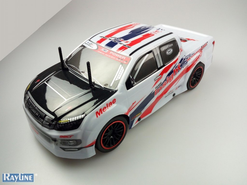RC auto RACERS  DRIFT PICK UP 1:10 RTR 2,4 GHz
