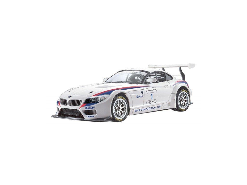 RC auto BMW Z4 GT3 Biele