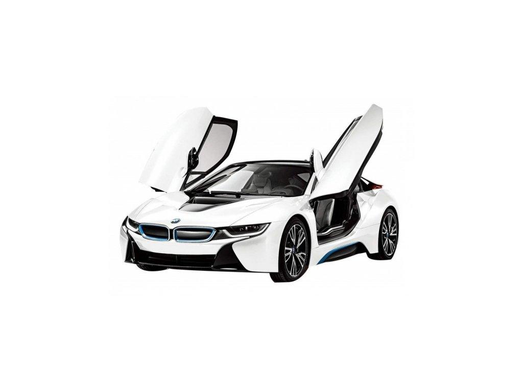 RC licencované BMW i8 1:14 RTR – biele