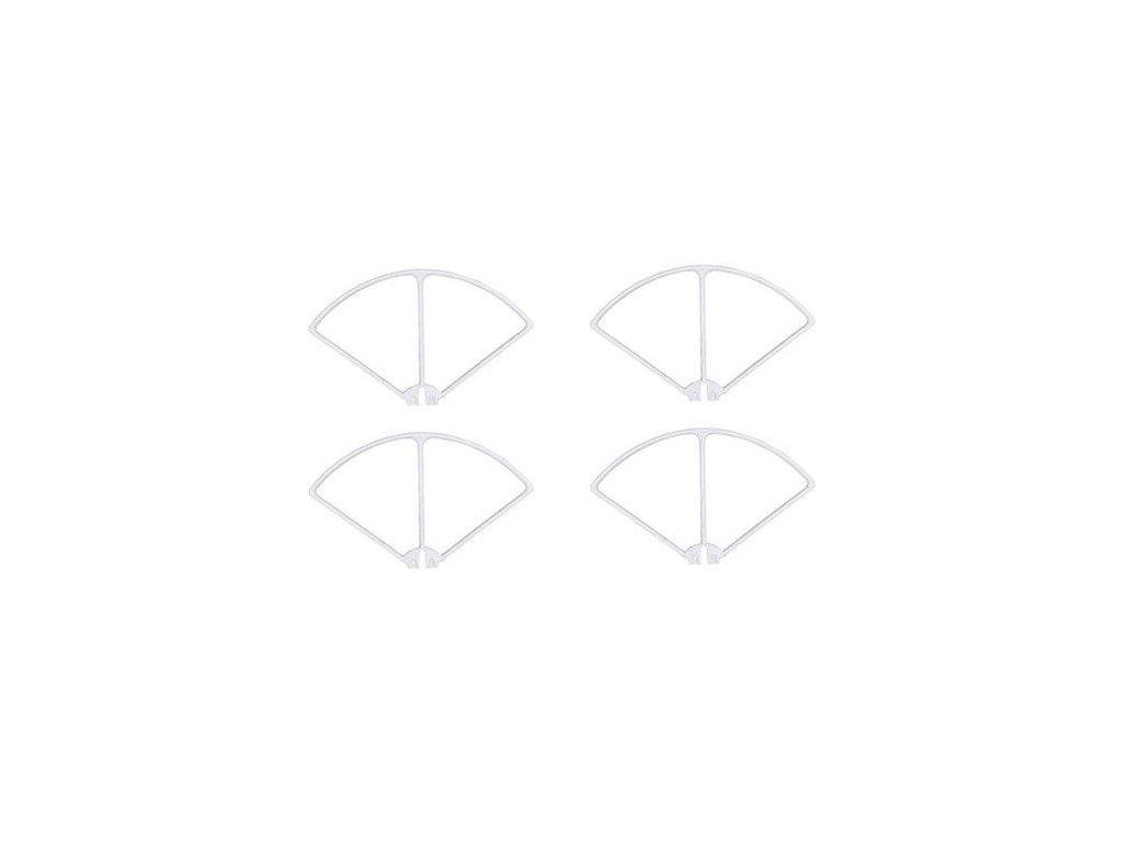 Chrániče vrtuľ biele pre X8C-04W