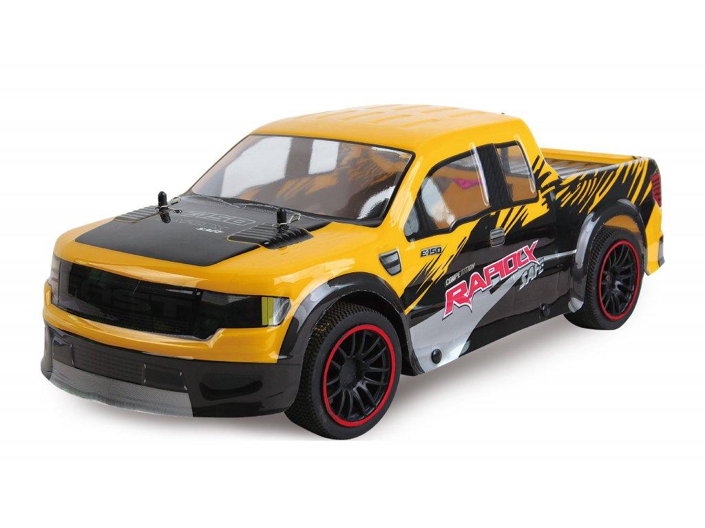 Rc auto pickup THUNDER E-150 1:10 20km/h RTR 2,4GHz