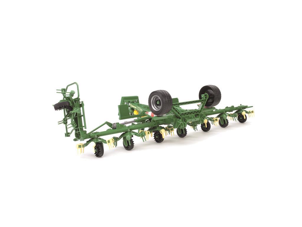 Príves KRONE zhrabovanie sena 1:16 za rc traktor CLAAS 1:16