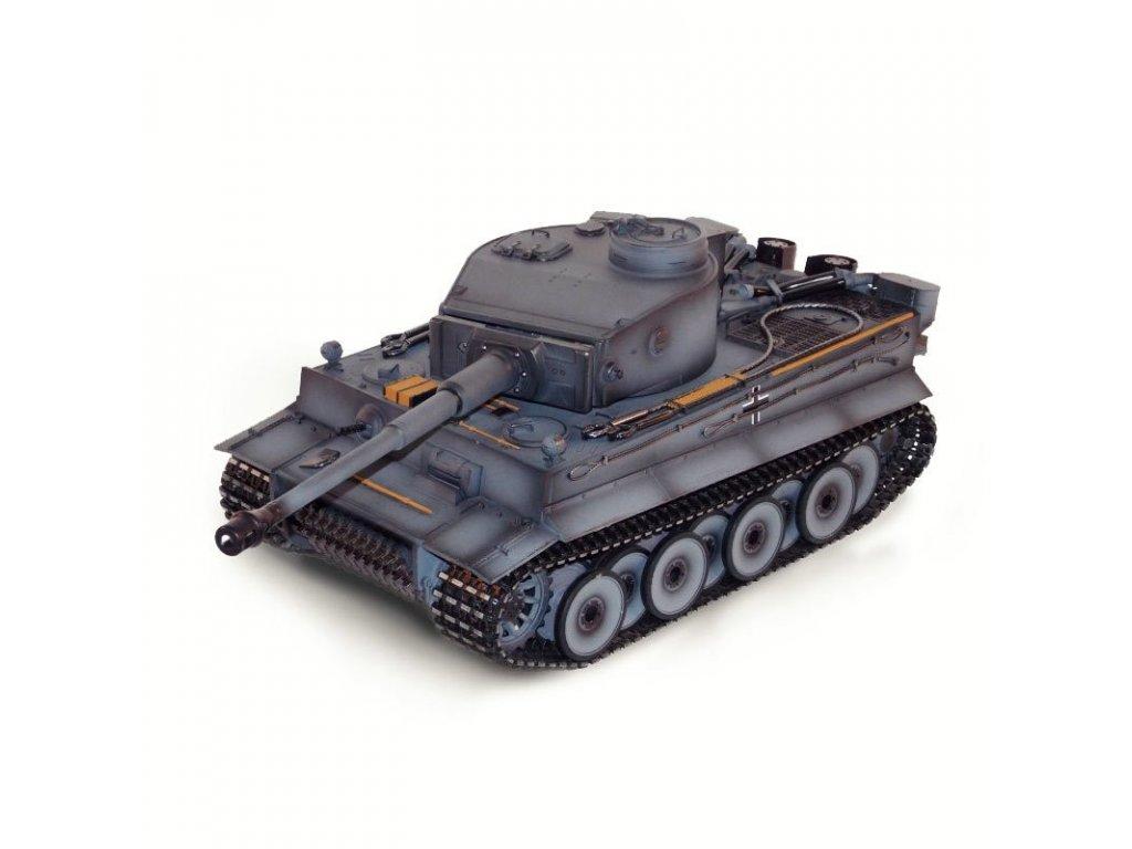 RC Tank TIGER 1 RANNÁ VERZIA 2,4Ghz 1:16 IR