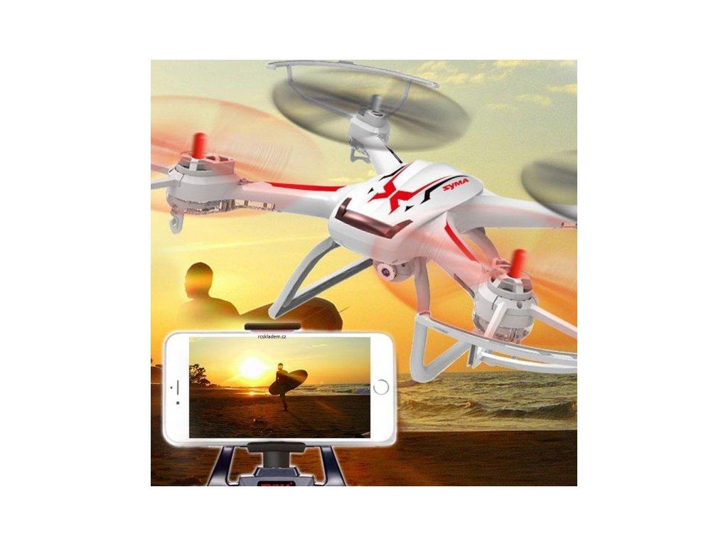 RC dron SYMA X54HW
