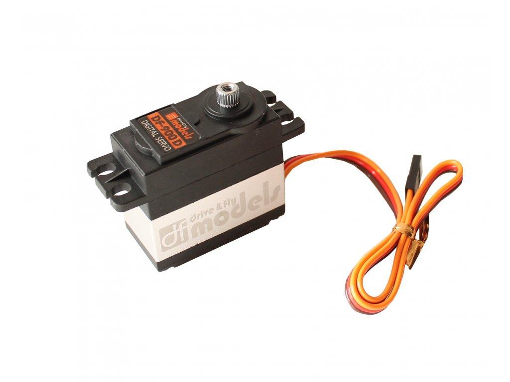 df-900D Digitálne servo 8,9 kg, metal gear BOX