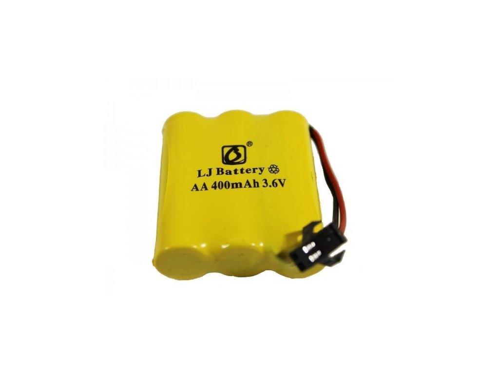 Akumulátor Ni-CD 400mAh 3,6V - vhodné do stavebníc Double Eagle