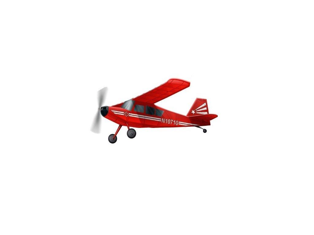 Model lietadla Bellanca Citabria GUMÁČEK