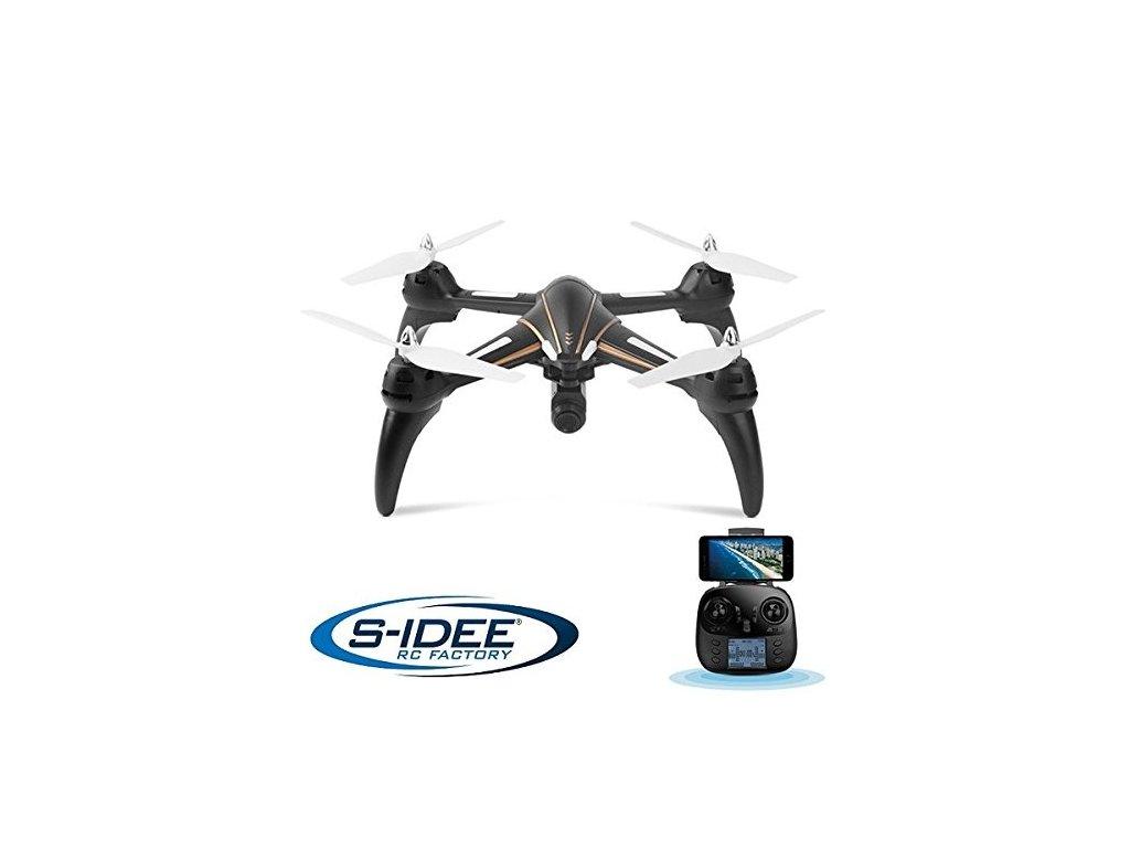 RC dron DRAGONFLY 2 WIFI FPV HD KAMERA