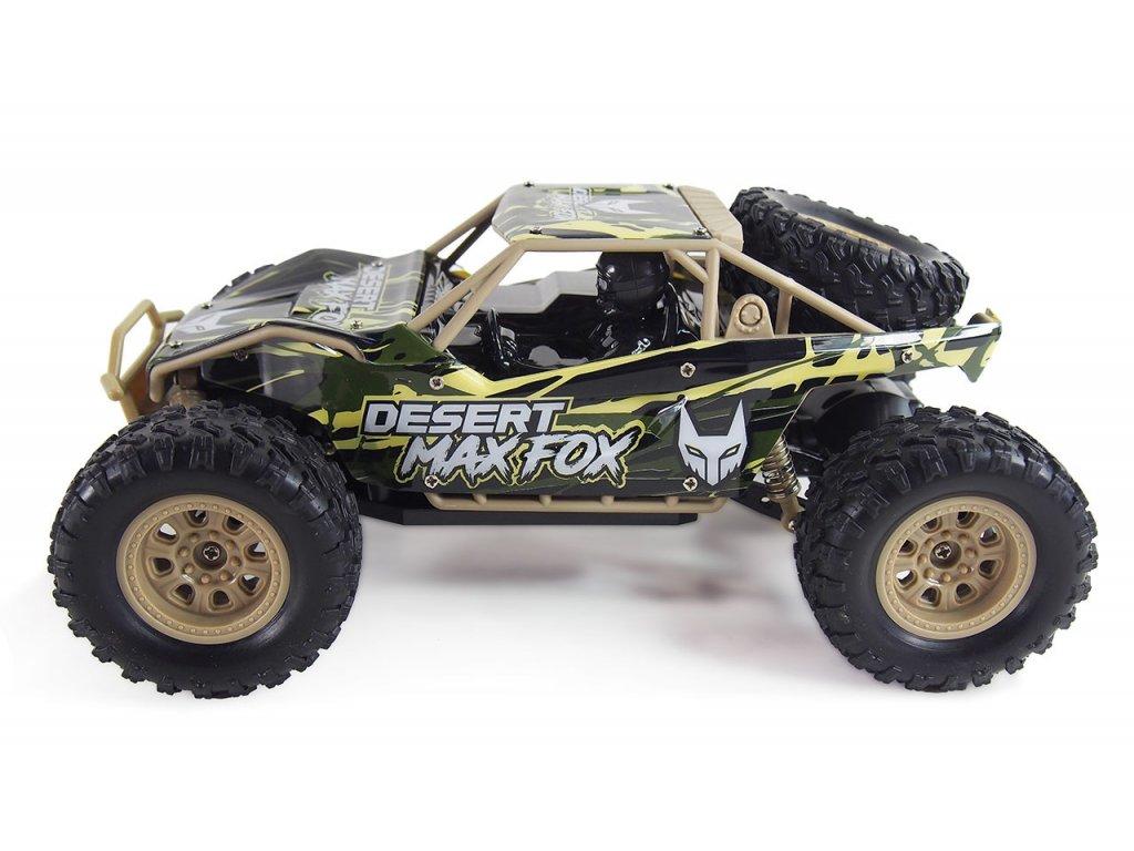 RC auto DESERT TRUCK MAX FOX 1:24