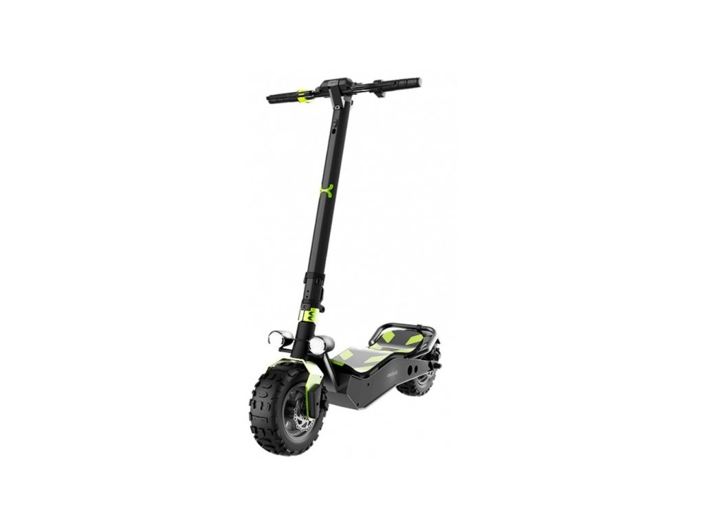 Elektrická kolobežka Bongo série Z OFF Road -zelená