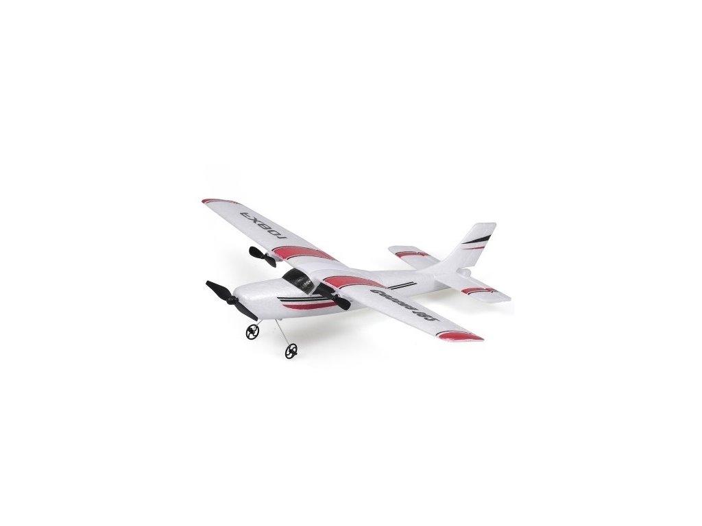 Rc model lietadla Cessna 182 RC 2,4 Ghz pre začiatočníkov