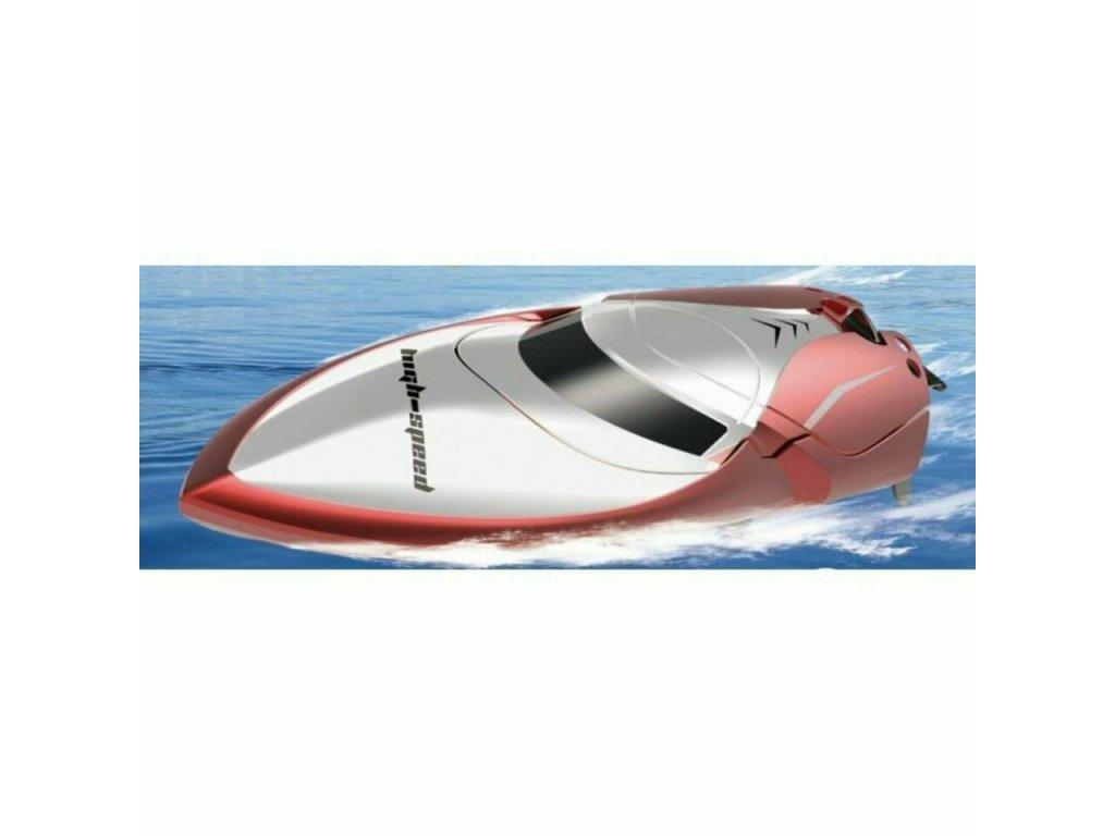Vysokorychlostný závodný rc čln Rayline Speed R906 35 cm, 2,4 GHz, 4CH