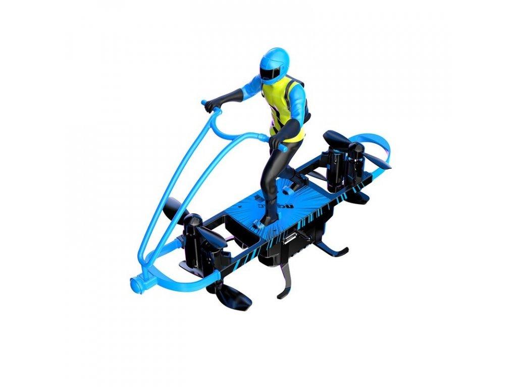 Rc AirScooter U64, 2v1, 2,4 GHz, RTF